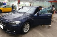 Cần bán xe BMW 5 Series 520i 2014, màu xanh lam, xe nhập giá 1 tỷ 289 tr tại Hà Nội