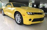 Bán xe Chevrolet Camaro 2015, màu vàng, nhập khẩu nguyên chiếc giá 2 tỷ 700 tr tại Tp.HCM