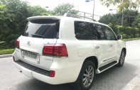 Bán xe Lexus LX 570 sản xuất năm 2011, màu trắng, nhập khẩu xe gia đình giá 3 tỷ 430 tr tại Hà Nội