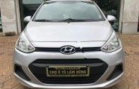Cần bán gấp Hyundai i10 1.0MT Base 2014, màu bạc chính chủ giá 265 triệu tại Hải Phòng