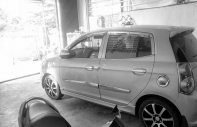 Cần bán lại xe Kia Morning SX 1.1 AT Sportpack đời 2010, màu bạc xe gia đình giá 240 triệu tại Đắk Lắk