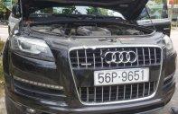 Cần bán lại xe Audi Q7 4.2 AT sản xuất năm 2009, màu đen, nhập khẩu chính chủ giá 970 triệu tại TT - Huế