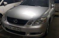 Cần bán lại xe Lexus GS 300 sản xuất 2005, màu bạc, nhập khẩu nguyên chiếc chính chủ giá 650 triệu tại Hà Nội