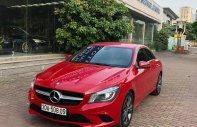 Bán ô tô Mercedes CLA 200 2015, màu đỏ, nhập khẩu giá 1 tỷ 19 tr tại Hà Nội