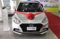 Bán xe Hyundai Grand i10 đời 2018, màu bạc, xe mới giá 385 triệu tại Bình Dương