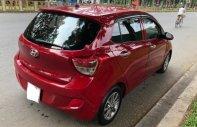 Cần bán xe Hyundai i10 đời 2015, màu đỏ, xe nhập như mới, giá tốt giá 285 triệu tại Tp.HCM