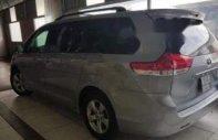 Bán ô tô Toyota Sienna LE 2.7 sản xuất năm 2011, màu xám còn mới giá 1 tỷ 280 tr tại Tp.HCM