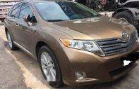 Cần bán lại xe Toyota Venza sản xuất năm 2010, màu vàng số tự động, giá 770tr giá 770 triệu tại Tp.HCM