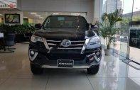 Bán Toyota Fortuner 2.4G 4x2 AT đời 2018, màu đen, nhập khẩu giá 1 tỷ 94 tr tại Hà Nội