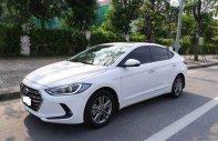 Bán ô tô Hyundai Elantra 1.6AT sản xuất 2016, màu trắng giá 595 triệu tại Tp.HCM