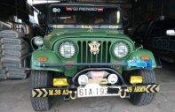 Cần bán gấp Jeep CJ đời 1980, nhập khẩu chính chủ, giá 145tr giá 145 triệu tại Tp.HCM
