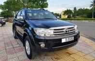 Bán Toyota Fortuner 2.7V đời 2009, màu đen số tự động, 479 triệu giá 479 triệu tại Đà Nẵng