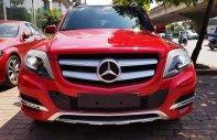 Cần bán Mercedes GLK 250 4matic SX 2014, ĐK 2015, màu đỏ, nhập khẩu nguyên chiếc giá 1 tỷ 212 tr tại Hà Nội