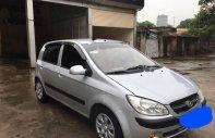 Cần bán lại xe Hyundai Getz sản xuất năm 2009, màu bạc, nhập khẩu nguyên chiếc chính chủ giá 189 triệu tại Ninh Bình