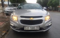 Bán Chevrolet Cruze LT 1.6 2016, màu bạc, giá 425tr giá 425 triệu tại Bình Dương