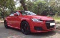 Bán Audi TT đời 2016, màu đỏ, nhập khẩu nguyên chiếc giá 1 tỷ 650 tr tại Tp.HCM