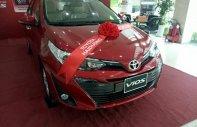 Bán Toyota Vios G sản xuất 2018, màu đỏ giá 606 triệu tại Hải Dương