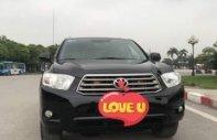 Bán Toyota Highlander đời 2008, màu đen xe gia đình giá 765 triệu tại Bắc Ninh