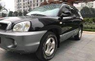 Bán Hyundai Santa Fe Gold AT đời 2008, màu đen số tự động, giá chỉ 255 triệu giá 255 triệu tại Hà Nội