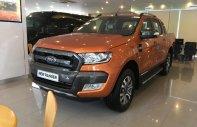 Bán Ford Ranger Wildtrak đời 2018, màu cam, nhập khẩu nguyên chiếc, giá cạnh tranh giá 853 triệu tại Hà Nội