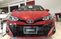 Cần bán Toyota Yaris đời 2018, màu đỏ giá 650 triệu tại Tây Ninh