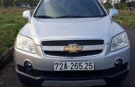 Cần bán Chevrolet Captiva năm sản xuất 2008, màu bạc số tự động giá cạnh tranh giá 298 triệu tại Đồng Nai