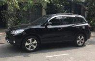 Cần bán Hyundai Santa Fe AT sản xuất năm 2012, màu đen   giá 705 triệu tại Tp.HCM