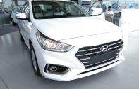 Bán Hyundai Accent 1.4 đời 2018, màu trắng giá 425 triệu tại Kiên Giang