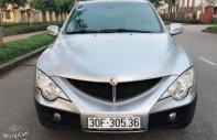 Bán Ssangyong Actyon 2007, màu bạc, nhập khẩu giá 325 triệu tại Bắc Ninh