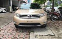 Cần bán Toyota Highlander sản xuất năm 2011, màu xám, nhập khẩu nguyên chiếc giá 1 tỷ 180 tr tại Hà Nội