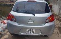 Cần bán lại xe Mitsubishi Mirage đời 2015, màu bạc, nhập khẩu Thái Lan giá 255 triệu tại Hà Nội