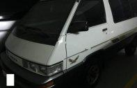 Cần bán gấp xe cũ Toyota Van 1990, màu trắng, nhập khẩu nguyên chiếc giá 77 triệu tại Tp.HCM