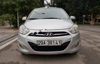 Cần bán Hyundai i10 1.1MT đời 2012, màu bạc, nhập khẩu chính chủ giá 230 triệu tại Hà Nội