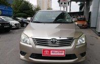 Bán ô tô Toyota Innova 2.0E, màu nâu vàng, đời 2013 giá 545 triệu tại Hà Nội