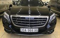 Bán Mercedes Maybach S600 model  2016, màu đen, nhập khẩu biển Hà Nội, xe siêu mới giá 8 tỷ 900 tr tại Hà Nội