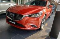 Bán Mazda 6 2.0 GAT đời 2018, màu đỏ, nhanh tay liên hệ giá 819 triệu tại Hà Nội