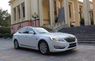 Cần bán Kia K7 Luxury sản xuất năm 2011, màu trắng, xe nhập giá 798 triệu tại Thái Nguyên