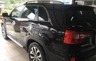Cần bán gấp Kia Sorento GATH đời 2017, màu đen giá 880 triệu tại Quảng Ninh