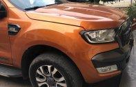Xe cũ Ford Ranger đời 2016, màu nâu, nhập khẩu giá 800 triệu tại Quảng Ninh