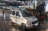 Cần bán lại xe Suzuki Wagon R năm sản xuất 2005, màu bạc, xe gia đình  giá 159 triệu tại Hà Nội