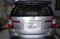 Bán Toyota Innova E 2015, màu bạc, giá tốt giá 598 triệu tại Tp.HCM