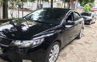 Cần bán Kia Forte đời 2011, màu đen chính chủ giá cạnh tranh giá 410 triệu tại Hà Nội