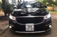 Cần bán lại xe Kia Sedona GATH 3.3AT năm 2015, màu đen như mới giá Giá thỏa thuận tại Hải Phòng