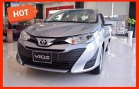 Bán Toyota Vios E năm sản xuất 2018, màu bạc giá 516 triệu tại Long An