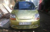 Cần bán xe Chevrolet Spark LT 1.0 2009, màu vàng giá 178 triệu tại Đồng Nai