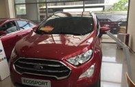 Bán xe Ford EcoSport Titanium 1.5L AT sản xuất năm 2018, màu đỏ  giá 648 triệu tại Tp.HCM