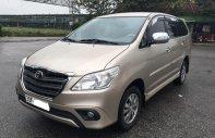 Cần bán Toyota Innova 2.0E đời 2015, chính chủ tư nhân giá tốt giá 550 triệu tại Hà Nội