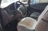Bán Toyota Innova 2.0 sản xuất 2012, màu bạc xe gia đình giá 510 triệu tại Đồng Nai