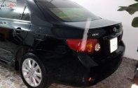 Cần bán gấp Toyota Corolla Altis 2.0 sản xuất năm 2009, màu đen, bảo hành tại Toyota giá 490 triệu tại Tp.HCM