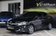 Cần bán Honda City 1.5AT 2018, màu đen, 616tr giá 616 triệu tại Tp.HCM